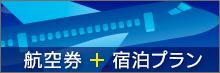 航空券+宿泊プラン(パッケージプラン)