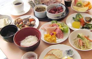 朝食バイキング イメージ画像