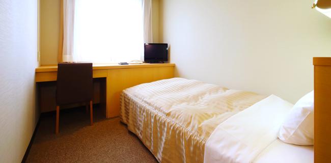 写真:シングルAルーム