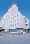 写真:ホテルパールシティ秋田大町外観