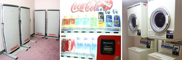 自動販売機などイメージ