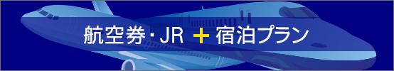 航空券・JR+宿泊プラン「ダイナミックパッケージ」