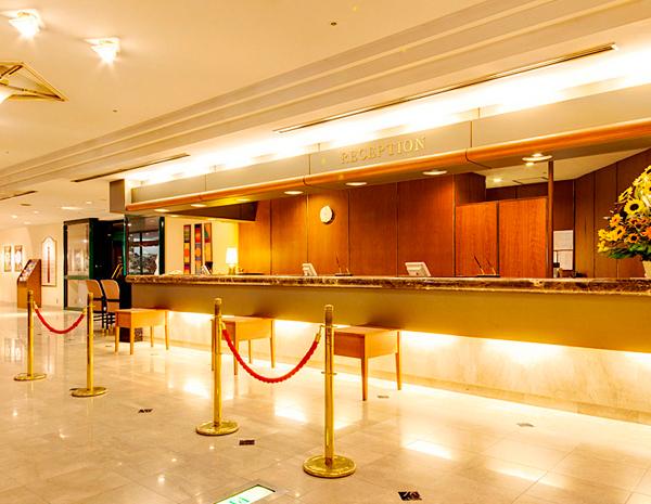 ホテルへのアクセス