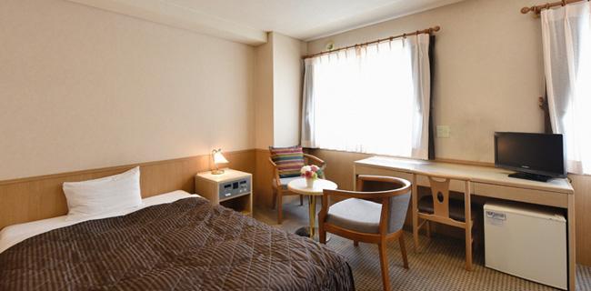 パールシティ札幌の客室ダブルルーム