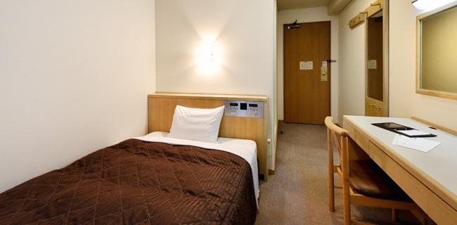 パールシティ札幌の客室シングルルーム(Aタイプ)